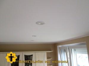 rekonstrukce stropu